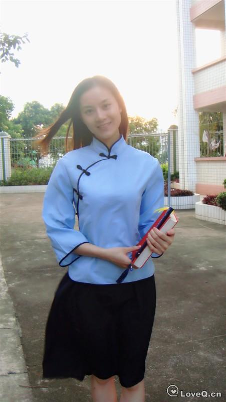 毕业照·民国服