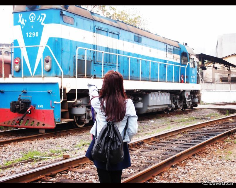 广州最古老的火车道